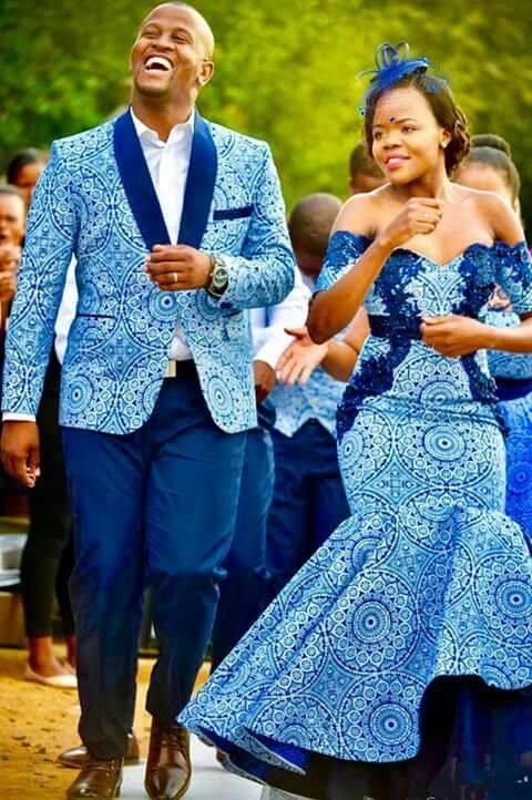 Shweshwe Designs South African 2019