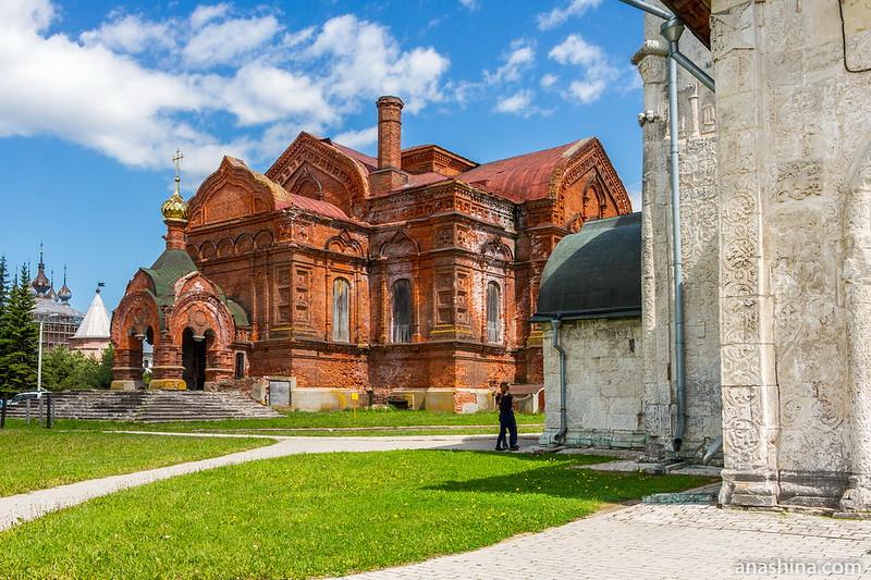 Троицкий собор, Юрьев-Польский