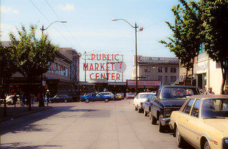 Pike Place Market Seattle (1991)
