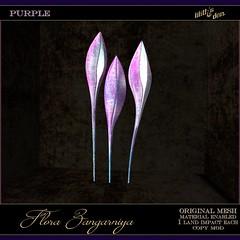 Lilith's Den -  Flora Zangarniya - purple