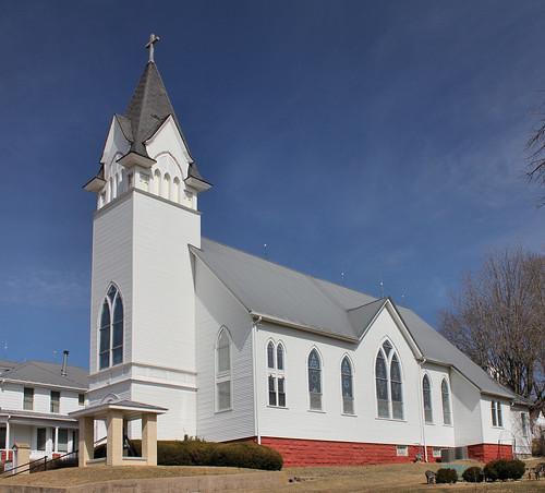 St. Joseph Catholic Church - Argyle, WI