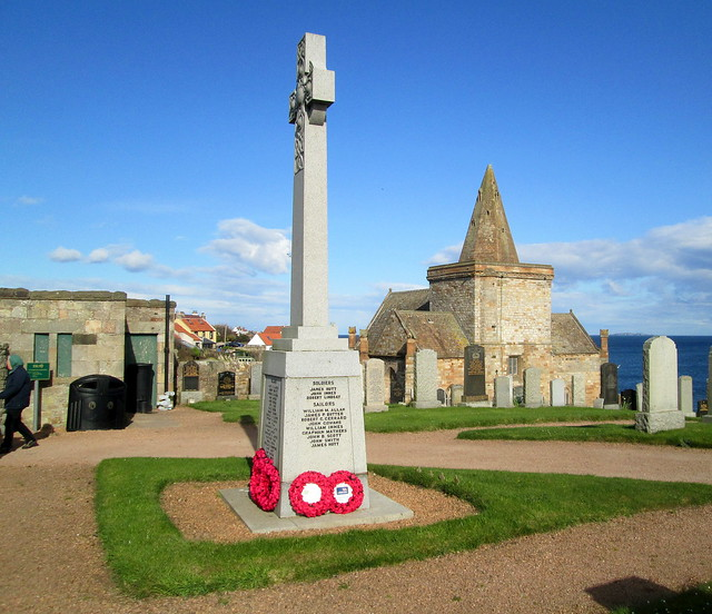 St Monans War Memorial 2