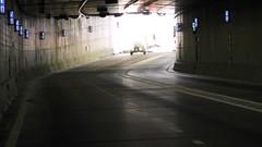 Ingang parallelbaan bij aansluiting 1.