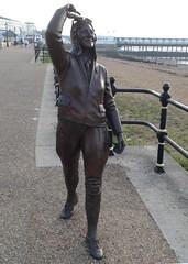 Amy Johnson Statue