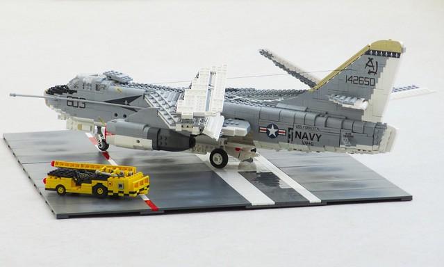 A-3B Skywarrior of VAH-6 Fleurs