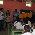 Imteaz, Malini & SwimSafe team-Cox