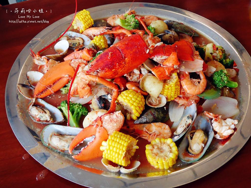新竹南寮吃海鮮美食推薦老漁港新海鮮餐廰 (22)