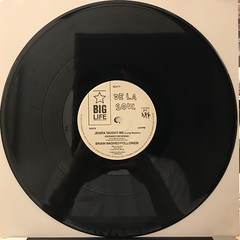 DE LA SOUL:ME MYSELF AND I(RECORD SIDE-B)