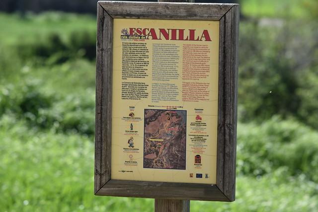 Ruta ciclista de Escanilla, Nikon D7200, AF-S DX VR Nikkor 55-300mm f/4.5-5.6G ED