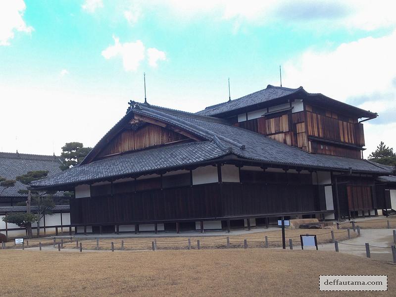 Babymoon ke Jepang - Honmaru-goten Palace