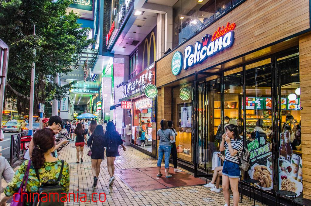สำรวจสินค้าไทยในเมืองจีน