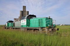 Les machines quittent le silo - Photo of Beauchery-Saint-Martin