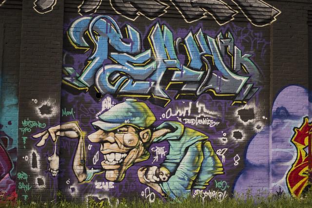 May 17 - Grafitti