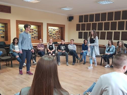 2018-05-15 Warsztaty dla samorządów szkolnych