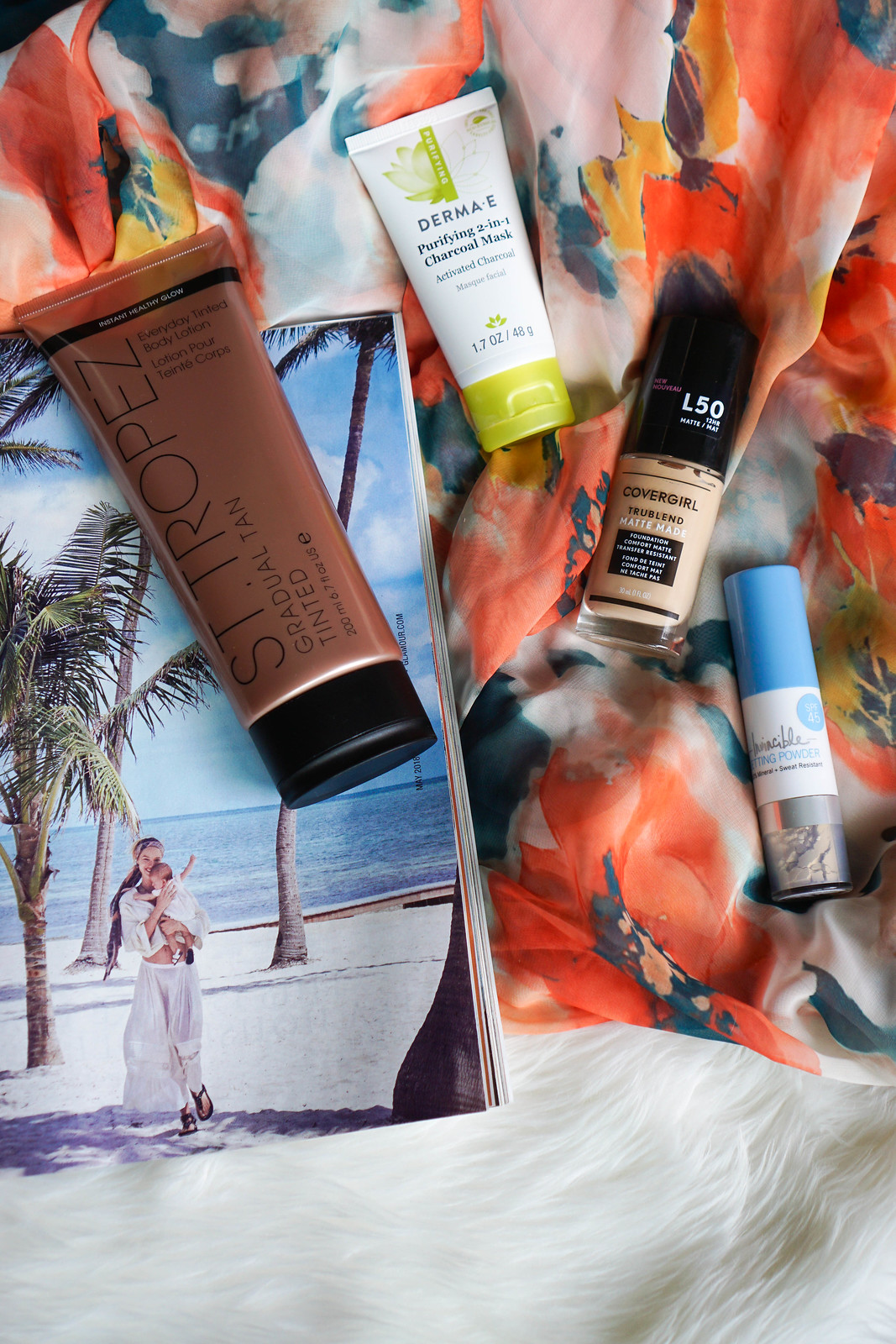 4 Beauty Products to Get Your Skin Summer Ready Jackie Giardina Living After Midnite Beauty Blogger