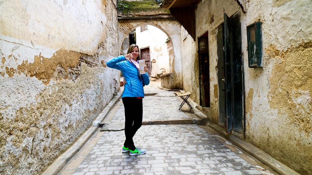 Caminando por Fez