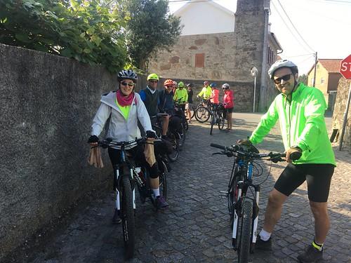 Camino Portugues Ride