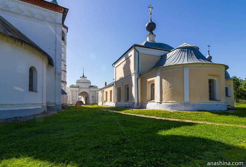 Казанская церковь, Суздаль