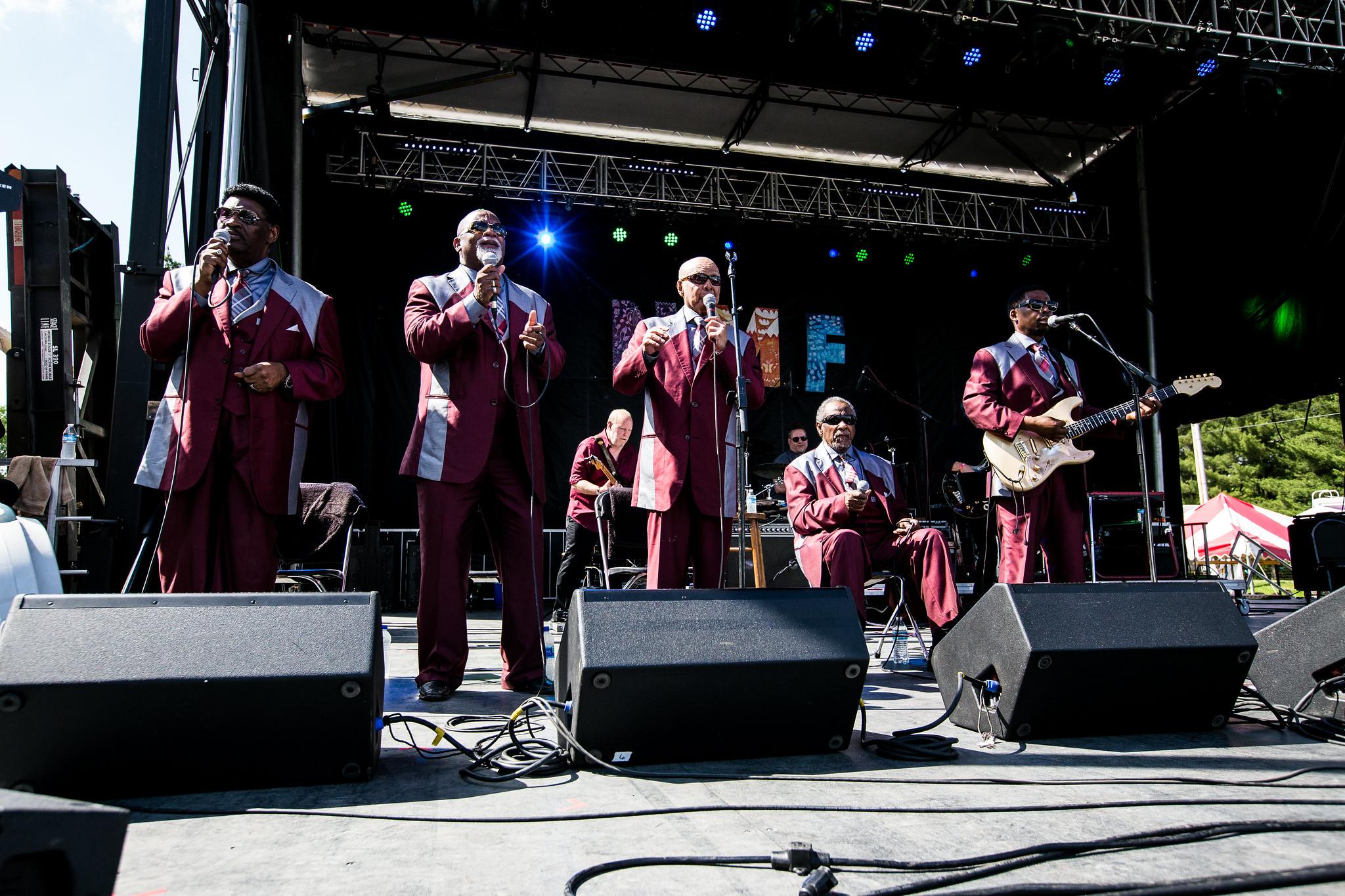 Paul Thorn & The Blind Boys Of Alabama