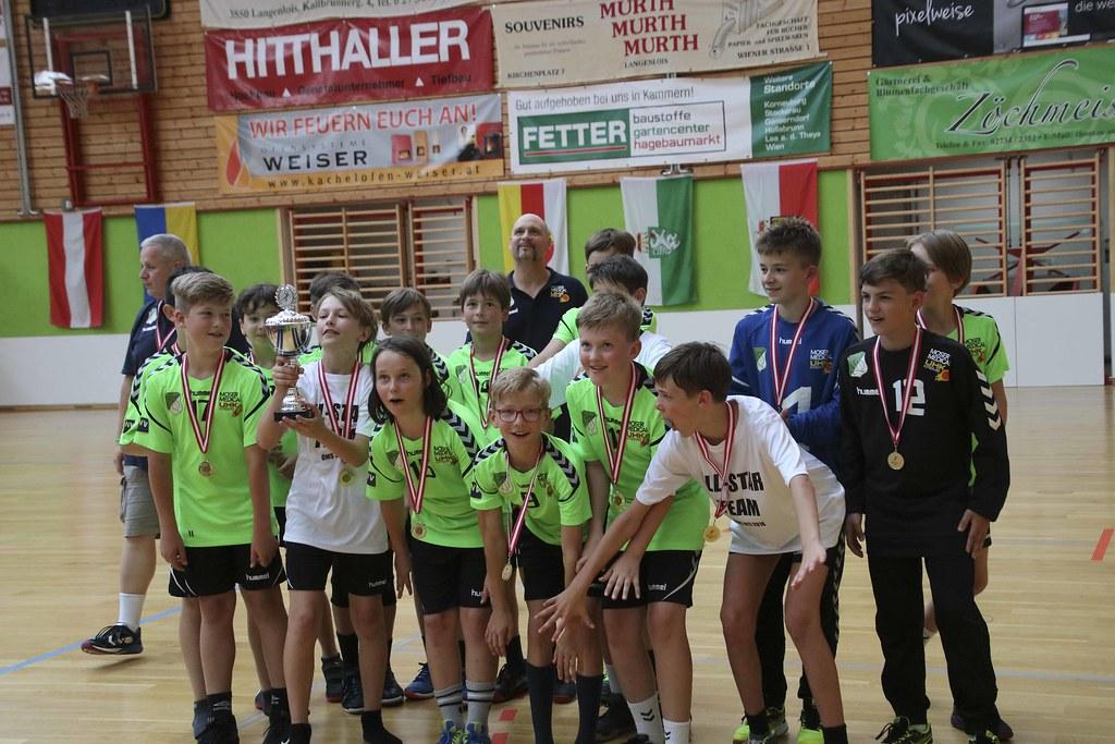 2018-06-03 SG Krems/Langenlois- HIB Handball Graz