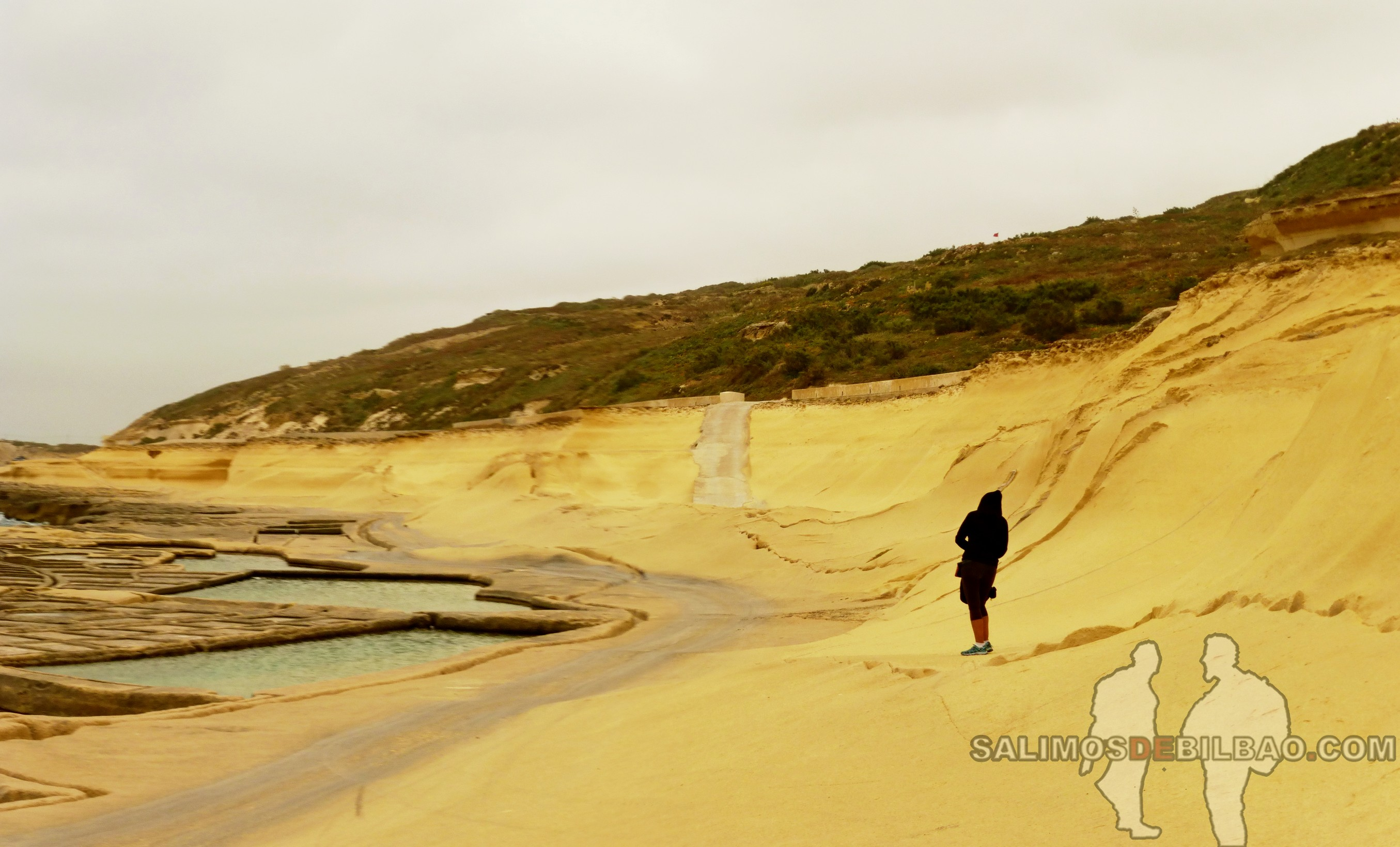 0432. Saioa, Pano, Salinas, Gozo