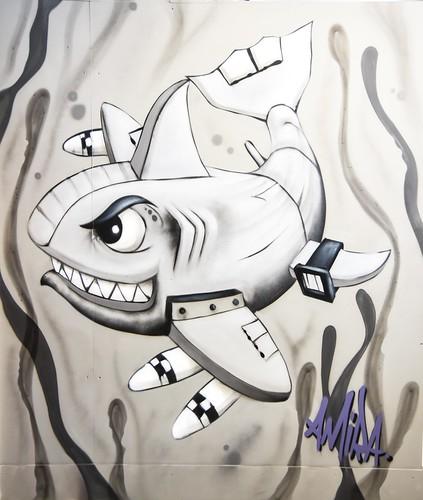 Graffiti Robots
