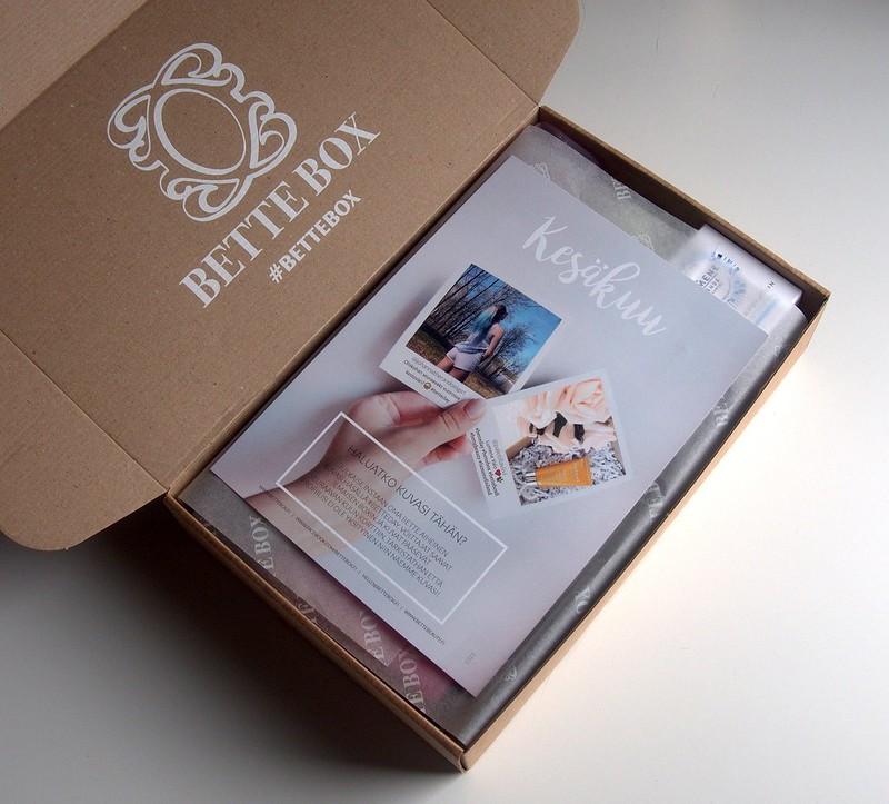 Kesäkuun Bette Box