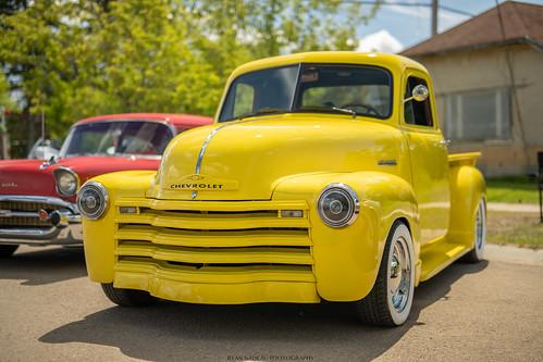 Chipman, Alberta Car Show