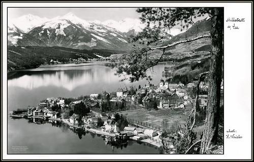 6530 R Millstatt am See Austria Antikvarijat Mali Neboder Rijeka Croatia AMN