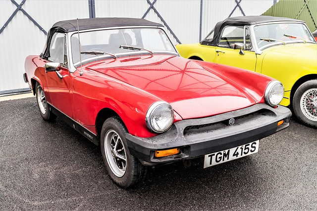 MG Midget 1500, Canon EOS M3, Canon EF-M 15-45mm f/3.5-6.3 IS STM