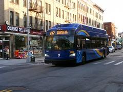 MTA New Flyer Xcelsior XN40 767