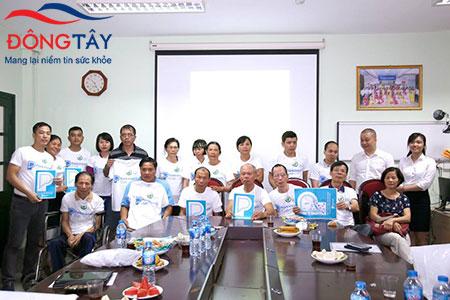 Lễ ra mắt CLB bệnh nhân Parkinson - Bệnh viện Việt Đức, Hà Nội