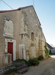Palluau-sur-Indre (Indre) - Photo of Saint-Médard