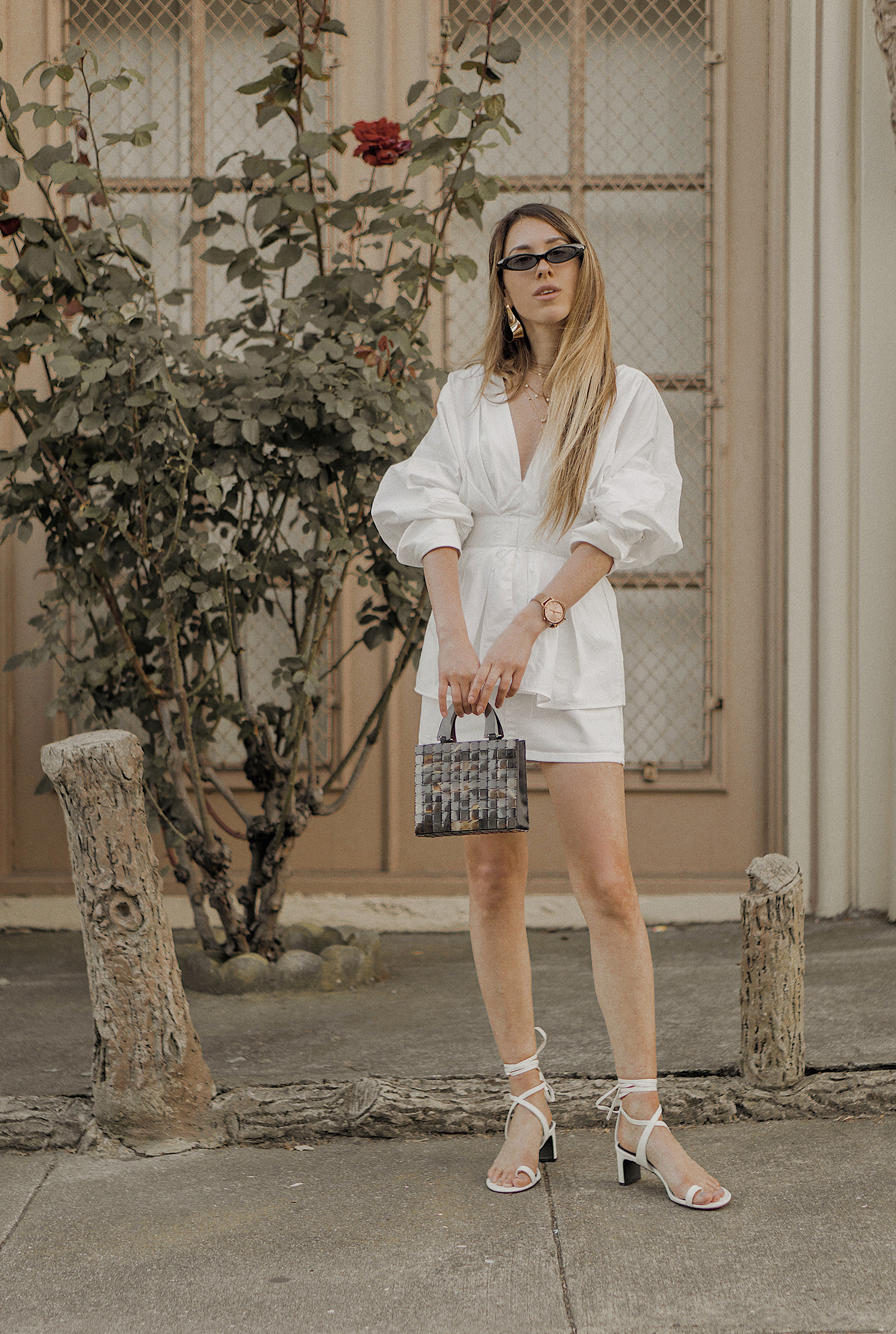 white_outfit_look_ideas_street_style_total_white_Céline_inspired_Ring_Toe_Lace_Up_Sandals_summer_san_francisco_fashion_blogger_bay_area_the_white_ocean_lena_juice_02