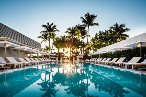 Luxury Miami art scene here