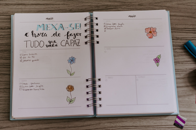 Planner Realize Leve-9 rotina