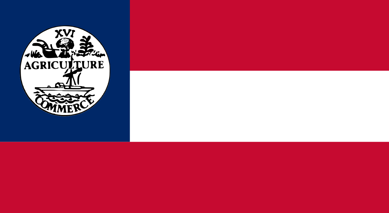 Proposed flag for the State of Tennessee, 1861