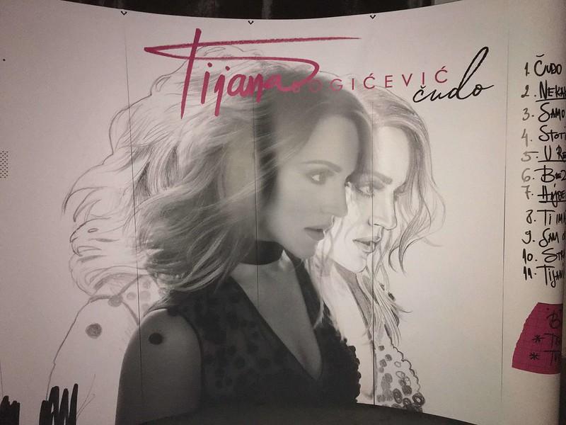 Tijana Bogićević, promocija albuma
