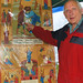 Barry Kilkenny & Peace Icon