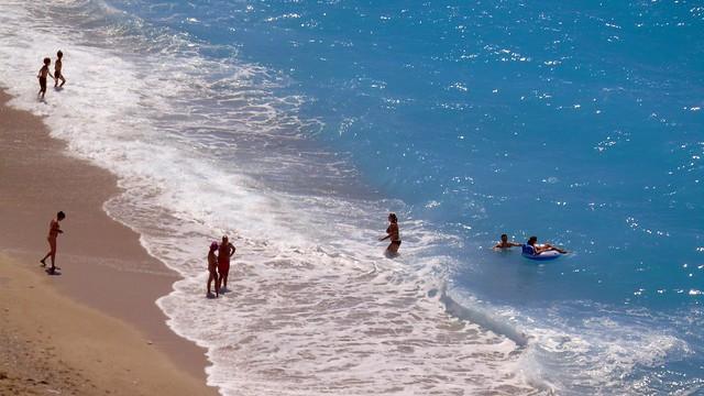 Παραλία Μύλος (Λευκάδα)