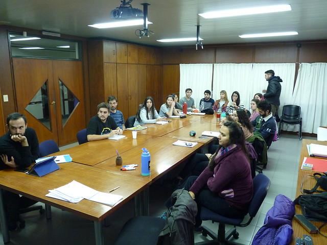 Taller de Formación Extensión, Educación Popular y Metodologías Participativas