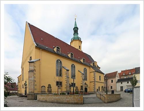 Eine Kirche für Nikolaus von Myra