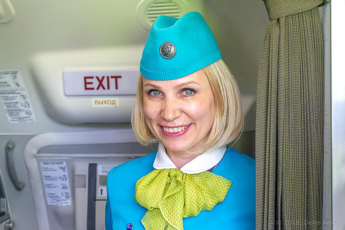 S7 Airlines первый рейс в Саратов фото 12