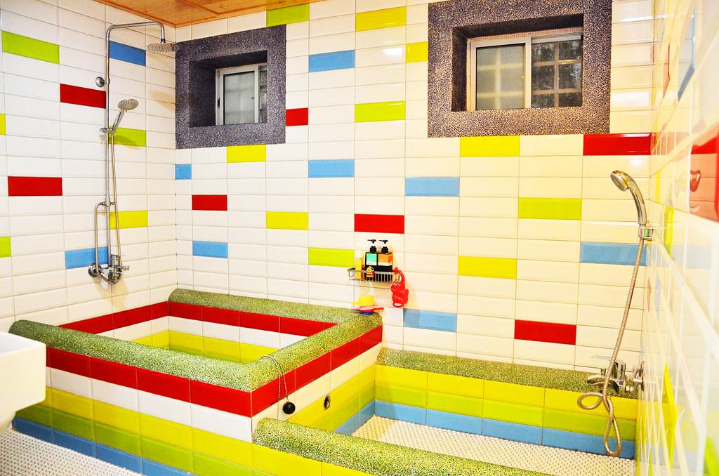 台南浴缸民宿001