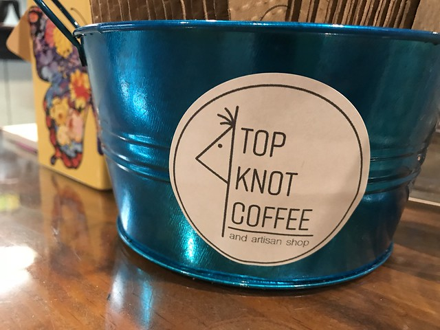 Top knot coffee
