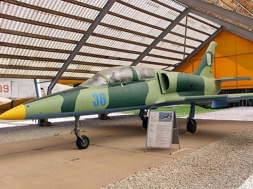 36blue L-39 Ukraine AF Tartu-Museum 20-05-18