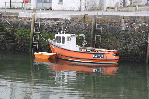 Fishing Boat BA137 CARIAD