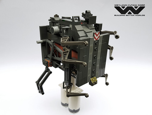 Weyland-Yutani pilot ship