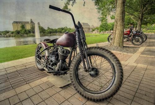 1945 Harley Davidson WL