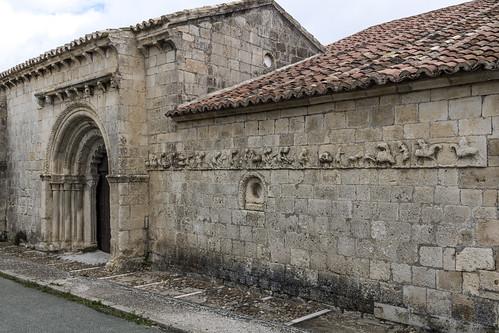 Mensario. Iglesia románica de San Bartolomé. Campisábalos. Guadalajara. IMG_3487_ps